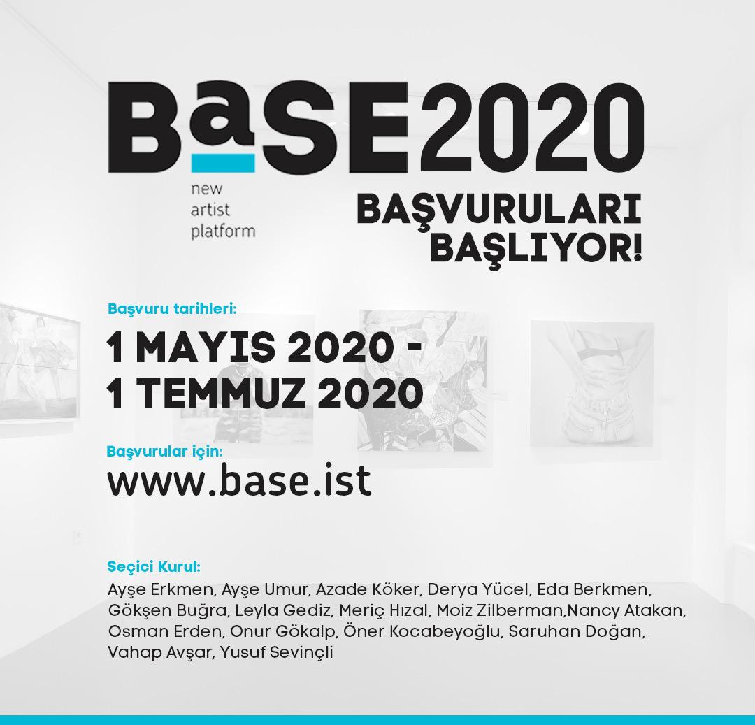 BASE 2020 başvuruları başlıyor