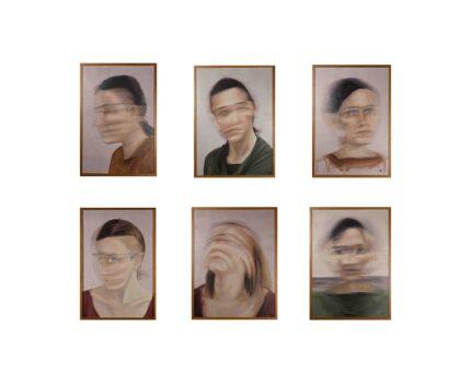 Belirsiz Portreler Serisi
