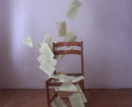 Sandalye ve Arşiv
